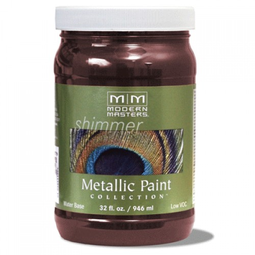 Black Cherry Metallic Paint Quart