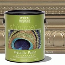 Nickel Metallic Paint Quart
