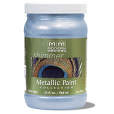 Shimmering Sky Metallic Paint Quart