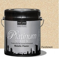 Parchment Metallic Plaster Gallon