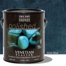Slate Blue Venetian Plaster Gallon