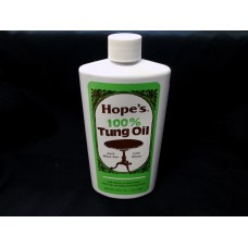 Hope's Tung Oil
