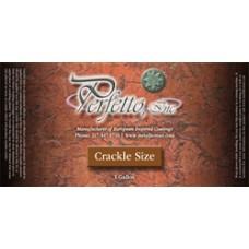 Crackle Size Gallon