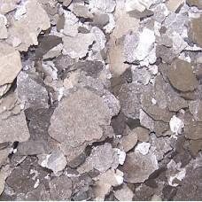 Silver Mica Flake Large