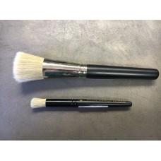 2 inch stencil brush