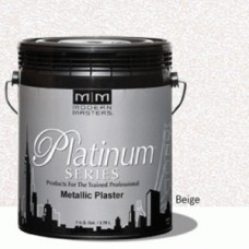 Beige Metallic Plaster Gallon