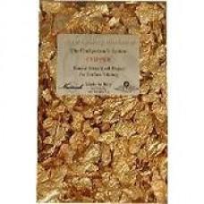 Copper Tamise Metal Leaf Flakes