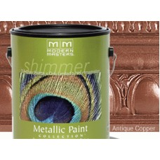 Antique Copper Metallic Paint Gallon
