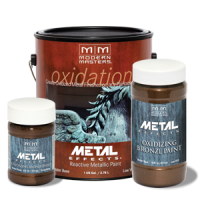 Reactive Paints / Metal Effects