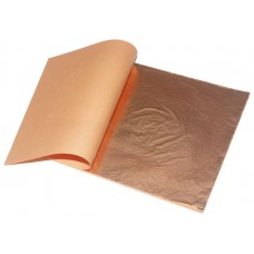 Copper Leaf Book
