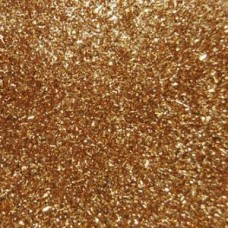 Crystal Brush Bronze Glitter