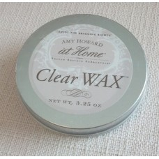 Clear Wax Amy Howard