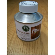 Fiddes Supreme Hard Wax Oil Clear