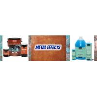 Reactive Paints / Metal Effects